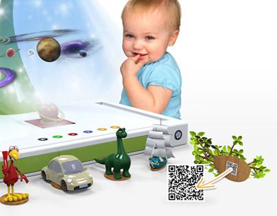 AR.Nimbus for Early Education