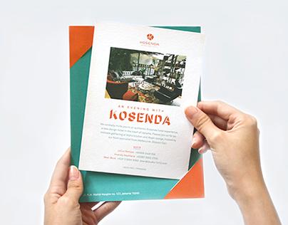 Kosenda Hotel Opening Night