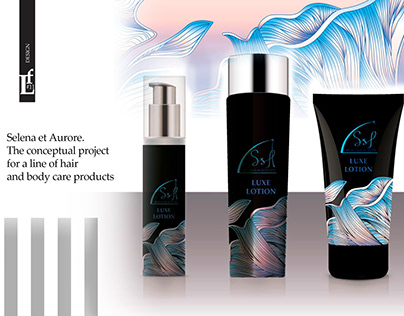 """Selena et Aurore"" is line of hair & body care products"