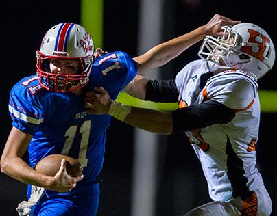 IHSAA High School Sectional Football