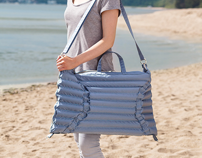 CITY – SEA – FOREST bags