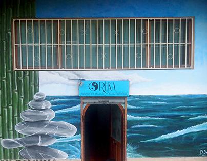 Oreka's facade