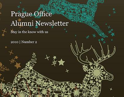 McKinsey & Company Prague Office Alumni Newsletter