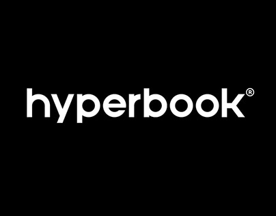 Corporate identity for custom laptops brand