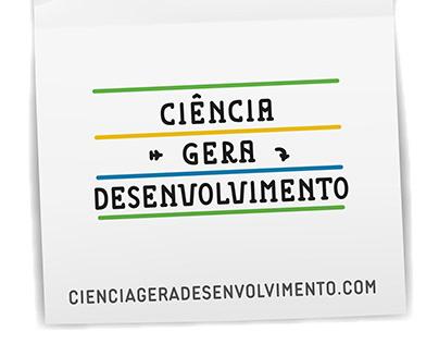 Ciência Gera Desenvolvimento | ABC
