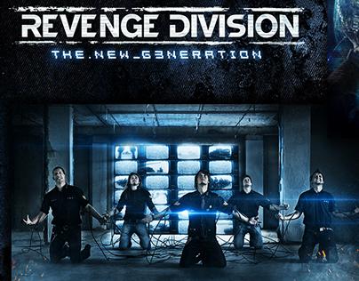 Revenge Division band promotion