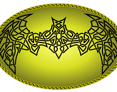 Celtic Bat Logo