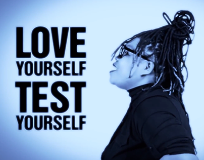 Music Video - Love Yourself, Test Yourself