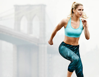 New York City Fitness for Mens Fitness Magazine