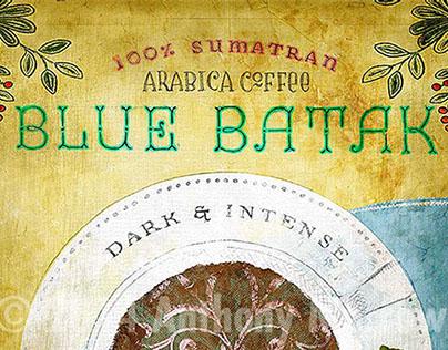 Blue Batak Arabica Coffee