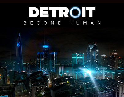 Banners Detroit Become Human