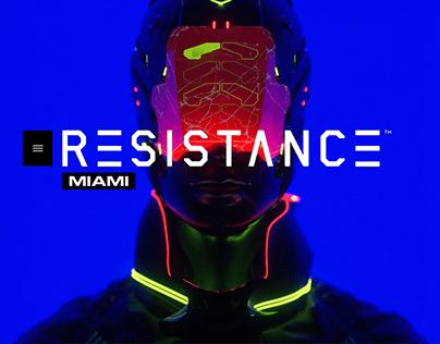 RESISTANCE® 2020 Motion Design