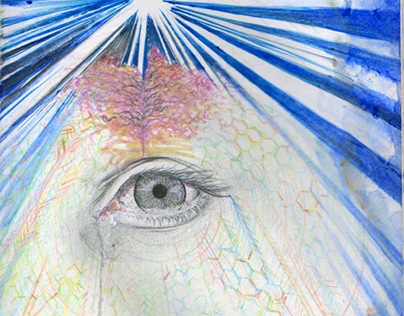 Eye Drawing projects | Photos, videos, logos ...