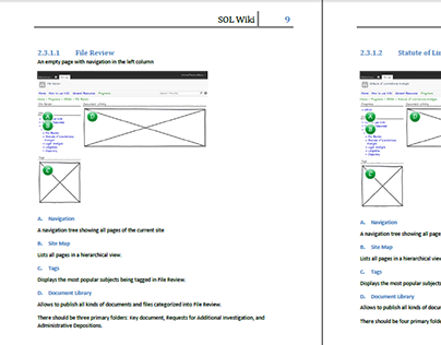 SharePoint Document Library Information Architecture