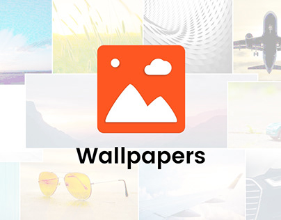 Wallpapers App Redesign