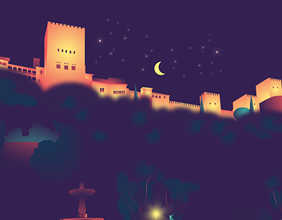 Andalusia At Night #3