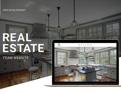 Real Estate Team Website
