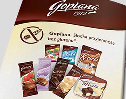 GOPLANA Press Ad