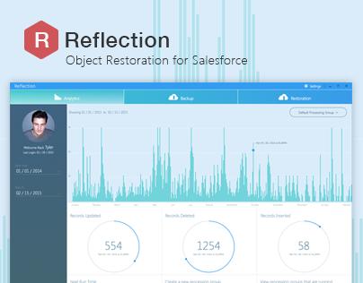 Reflection Dashboard