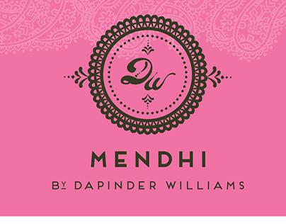 DW MENDHI BRANDING