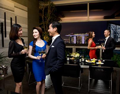 Marina Bay Suite - Singapore