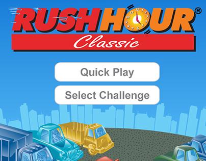 Rush Hour Classic -  iPhone App