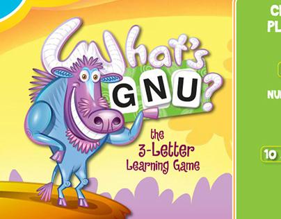 What's Gnu? online app