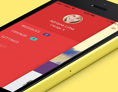 UI Design for iPhone App