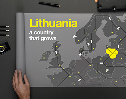 Lithuania - a country that grows