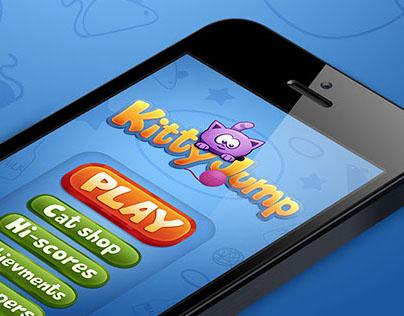 Kitty Jump — arcade jumping-rope