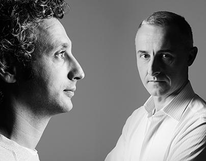 Jérôme Dreyfuss + Hervé Van Der Straeten