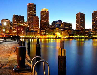 A Look at the Boston HarborWalk