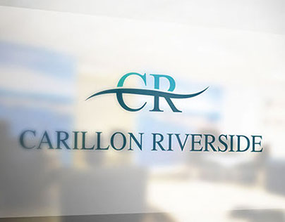 Carillon Riverside | Logo design