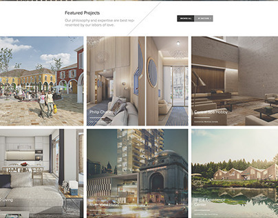 Architect Wordpress Theme by @ddstudios