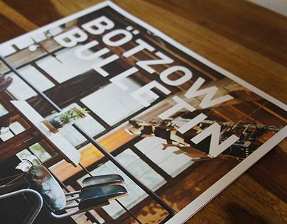 Bötzow Bulletin Editions 1+2