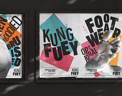 KUNG FUEY: Martial Arts Film Fest