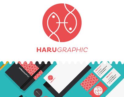 Self Brand - Haru Graphic