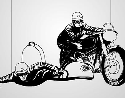 side illustrations