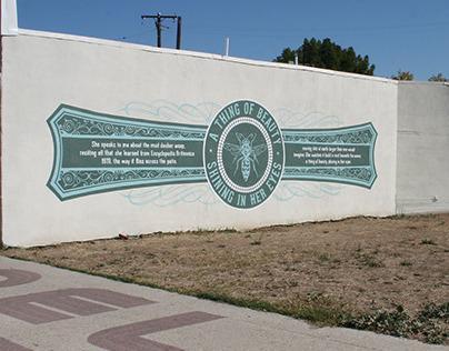 Outdoor Mural Design