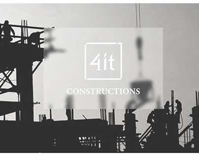 4it constructions - Logo & corporate