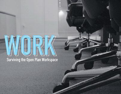 WORK: Surviving the Open Plan Workspace