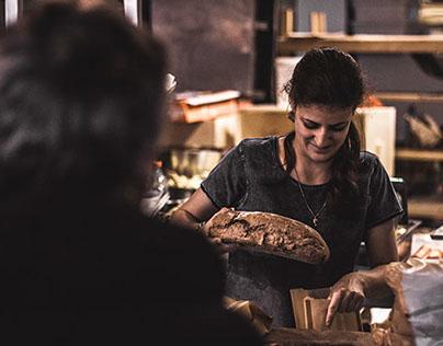 Le pain de Sebastien