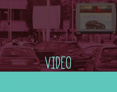 Vídeo promocional empresa de Publicidad Exterior
