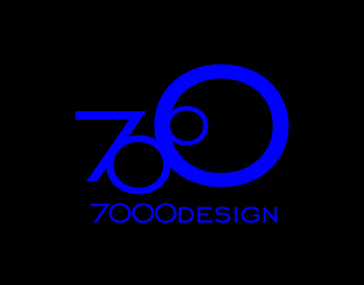 7000design: Logo, Business Card