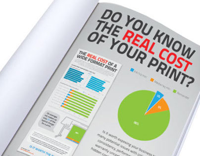 Ink Cost Campaign & Infographic
