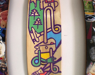 Skate - Freehand