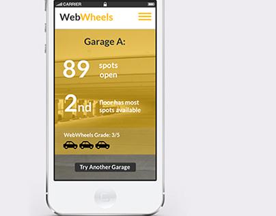 WebWheels Branding & UI