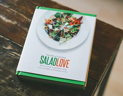 SaladLove - The Book