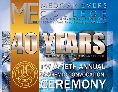 Academic Convocation Ceremony