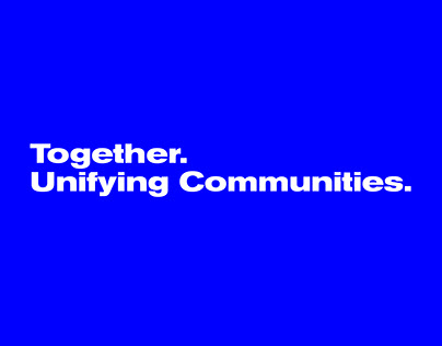 Together. Unifying Communities.